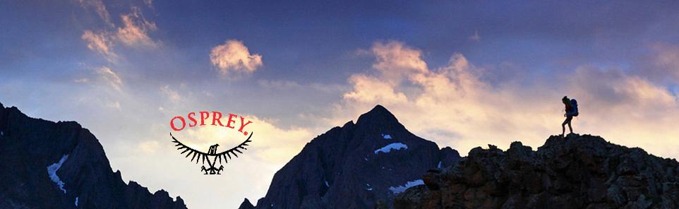 Osprey på OutdoorXL.se - Fri frakt inom Sverige över 1000 kr